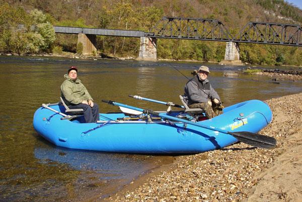 new-river-raft-fall